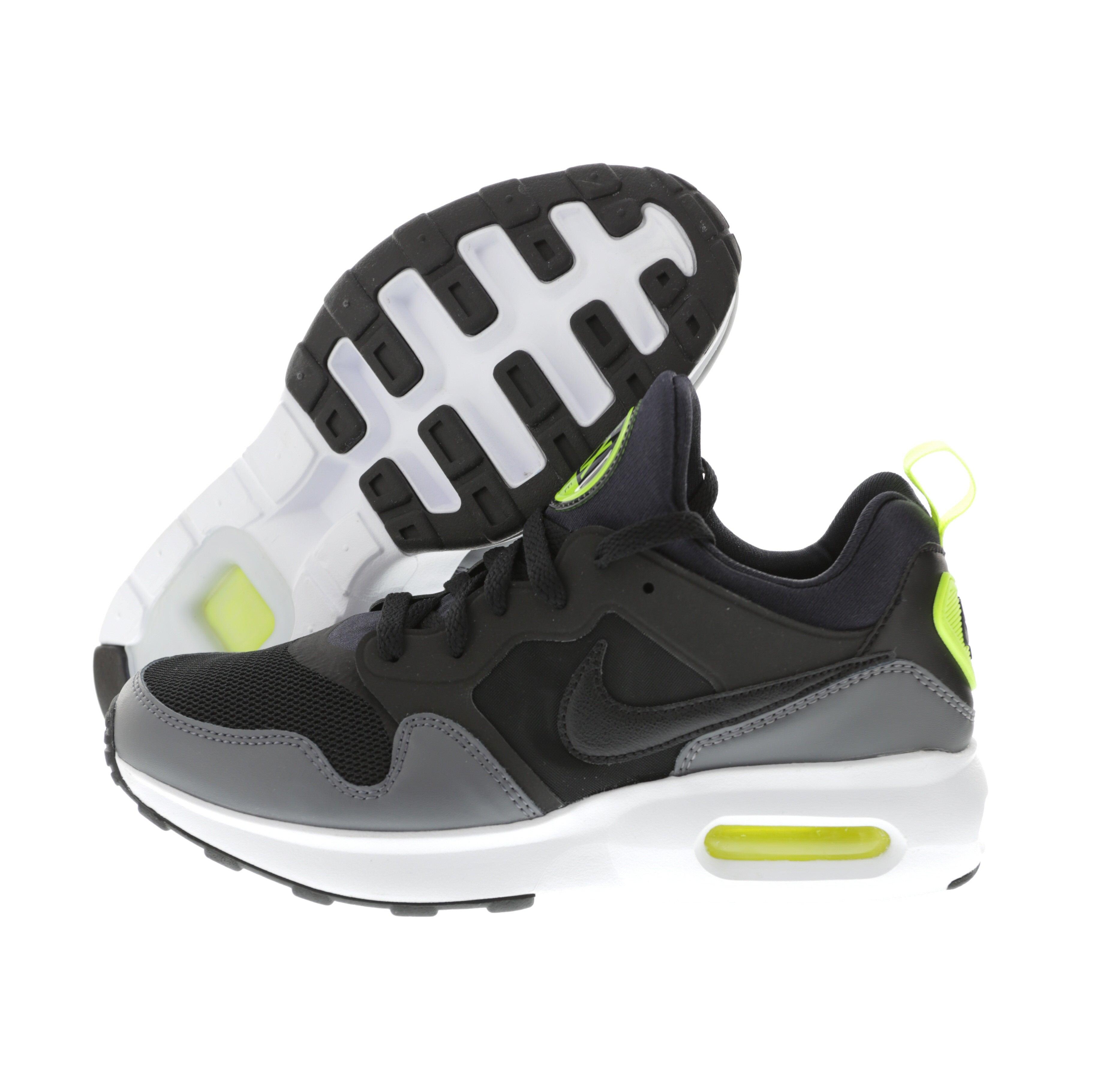 Nike Sports Shoes Sale: Nike Black and Beige Air Max Prime