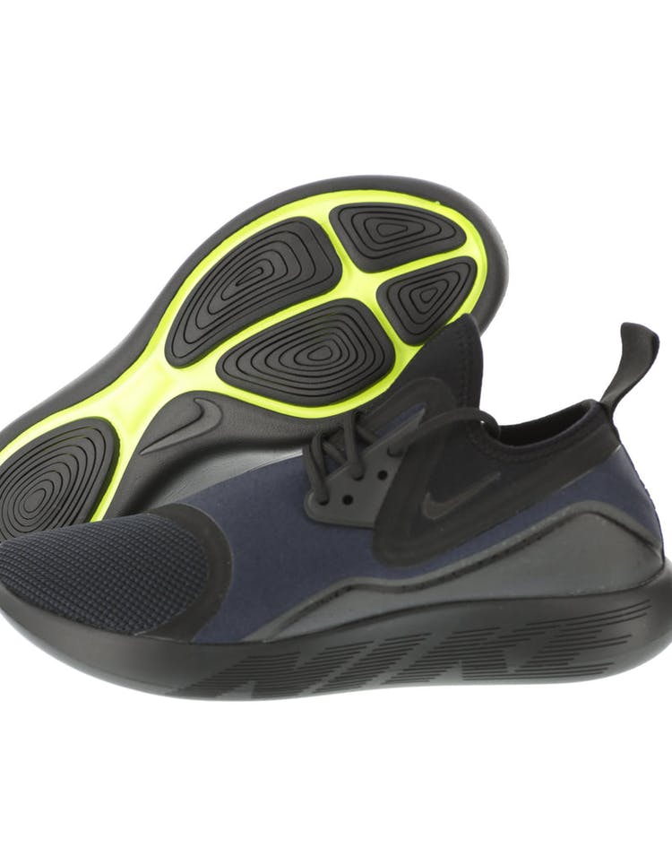 on sale 189be 1f373 Nike Lunar Charge Essential Black Black