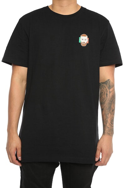 Goat Crew Notorious Mini Head Tee Black