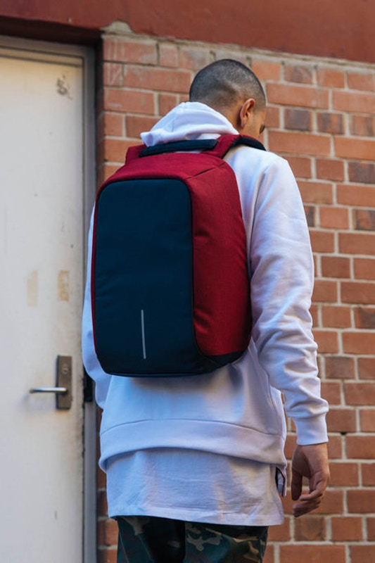 Xd Design Bobby Anti Theft Backpack Red Culture Kings