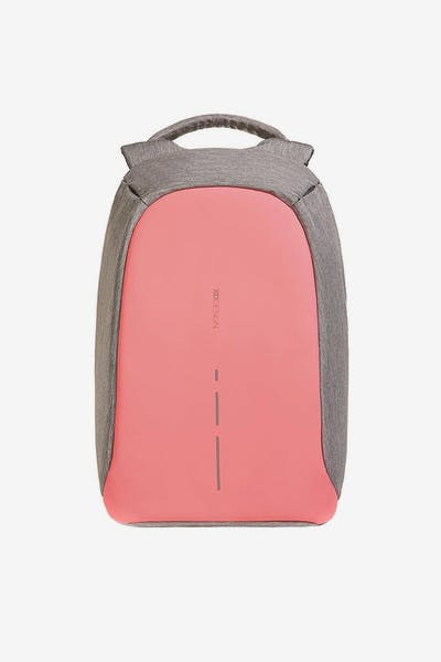 Bobby Compact Anti-Theft Pack Coral