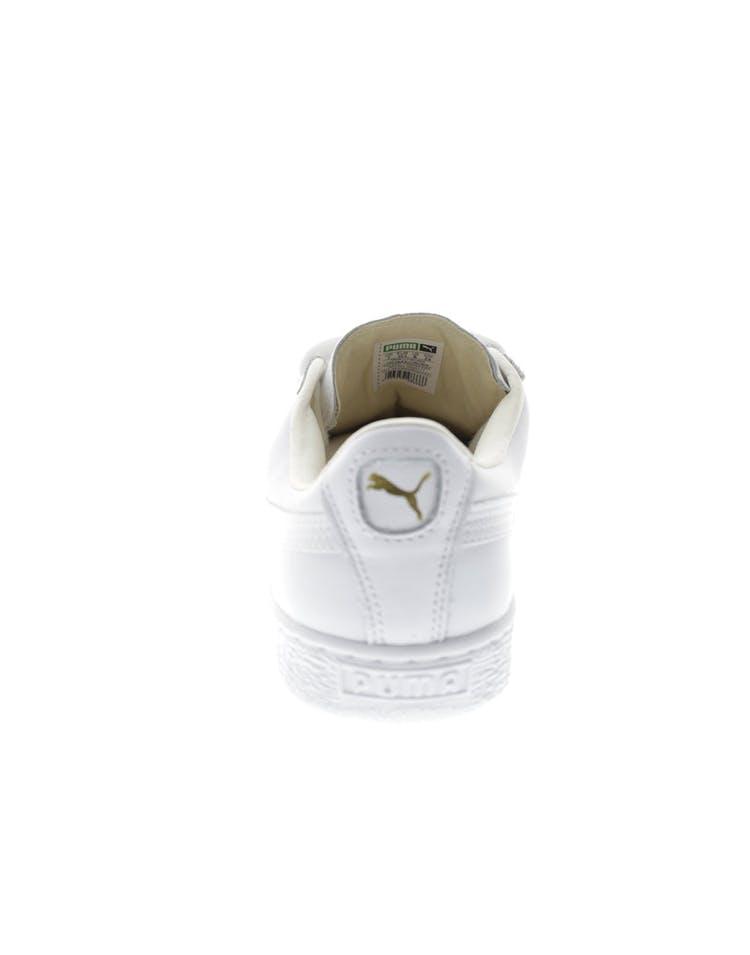 68f9f69066c Puma Basket Classic LFS White White