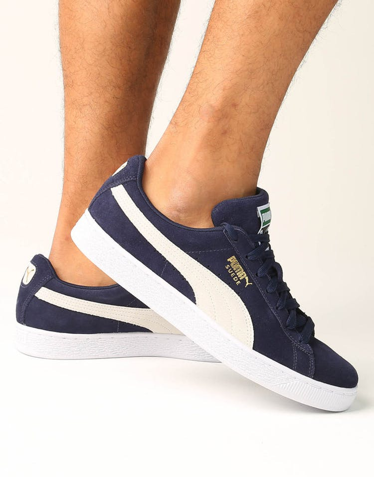 17439e802a Puma Suede Classic + Navy/White – Culture Kings