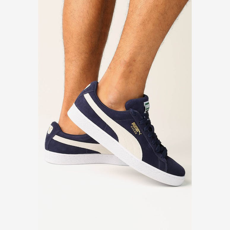 dfd57ed9a997 Puma Suede Classic + Navy White – Culture Kings