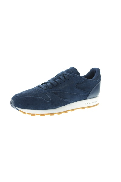 Reebok CL Leather SG Navy/White/Gum