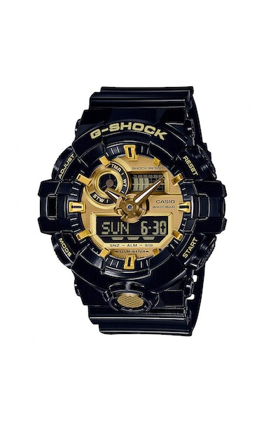 G-Shock GA710GB-1ADR Black/Gold
