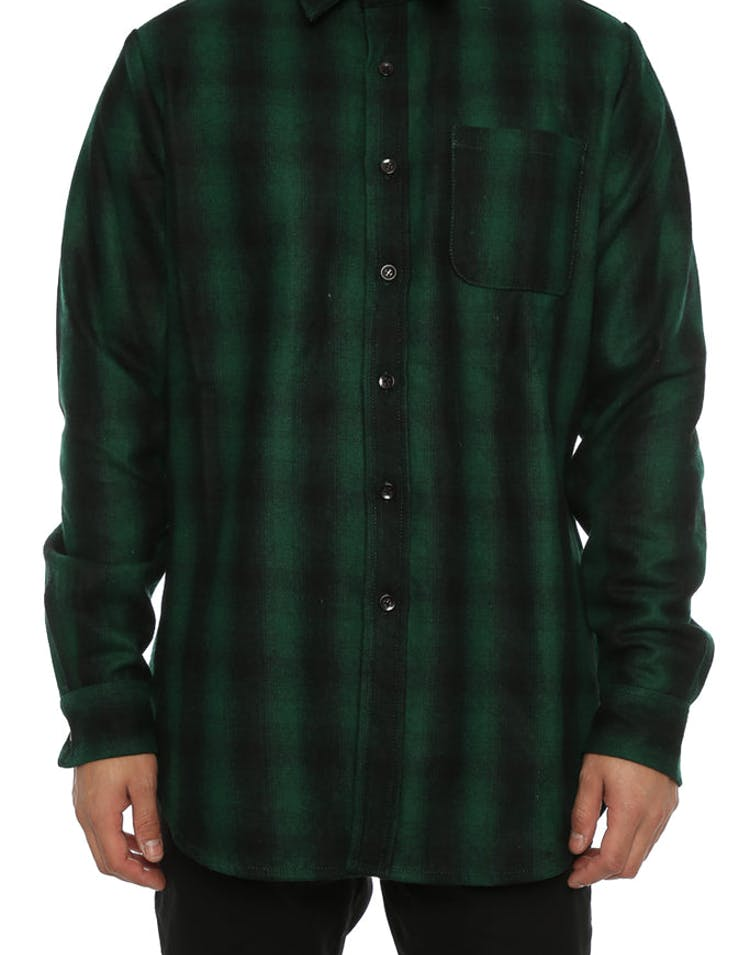 fe06cd208 Lifted Anchors Lima Jacket Green