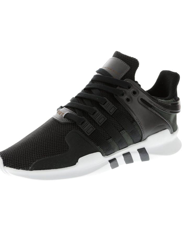 on sale a1ddb ff076 Adidas Originals EQT Support ADV Black/White