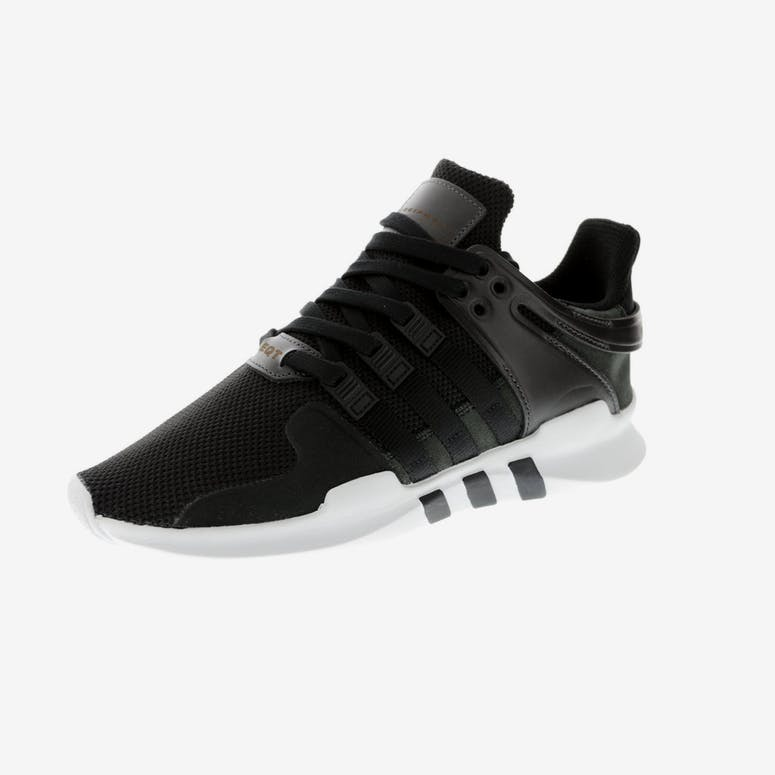 91234ee4088da Adidas Originals EQT Support ADV Black White