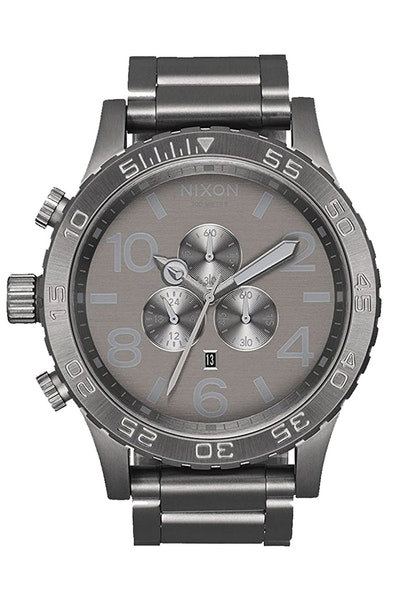 Nixon 51-30 Chrono Gunmetal/Grey