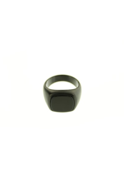 Vitaly Vaurus Ring Matte Black