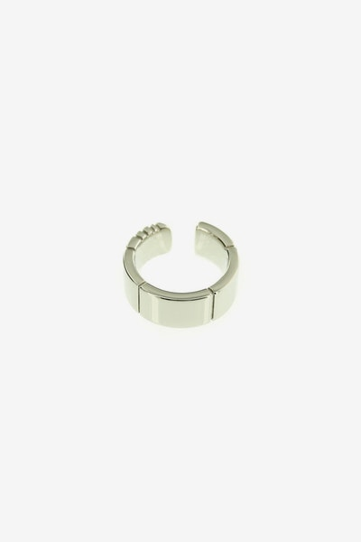 Vitaly Sector Ring Stainless Steel