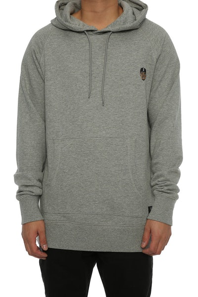 Goat Crew Chano Embroidered Hood Grey