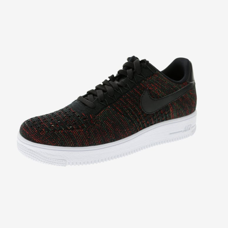 45c6adb0da61a0 Nike Air Force 1 Ultra Flyknit Low Black Multi-Colour