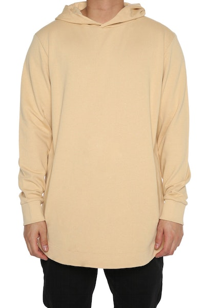 Saint Morta Coven 3.0 Long Sleeve Hoody Beige