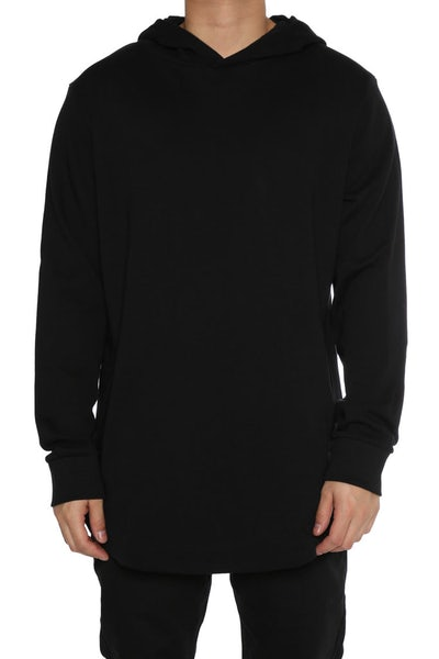 Saint Morta Coven 3.0 Long Sleeve Hoody Black