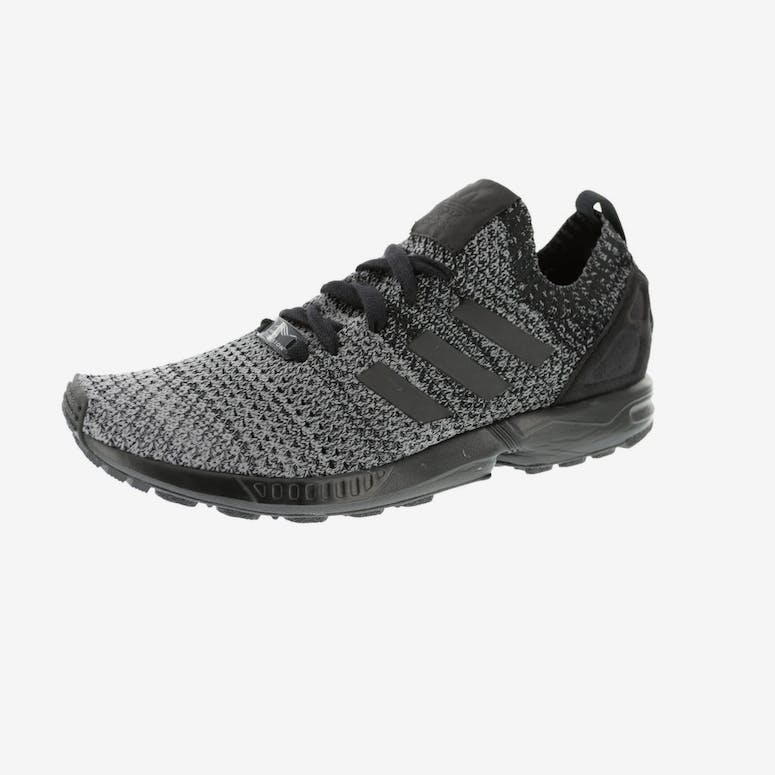 sports shoes 71447 c6d51 Adidas Originals ZX Flux Primeknit BlackWhite  BZ0562 – Cult
