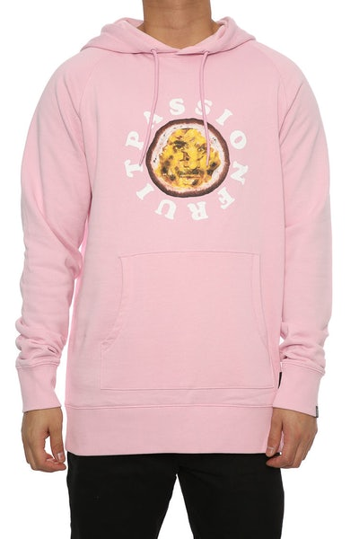 Goat Crew Passionfruit Hood Light Pink