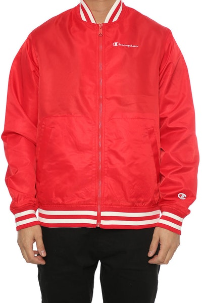 Champion Lifestyle Jacket Red