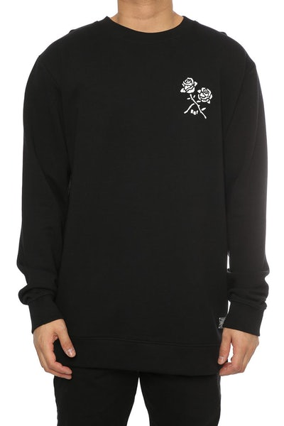 Rats Get Fat For You Crewneck Black