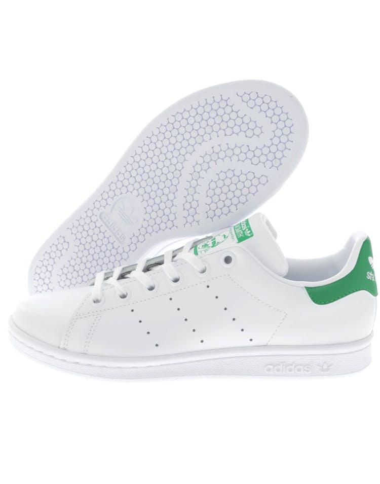 buy online c364d 68c5a Adidas Originals Stan Smith Junior White/Green