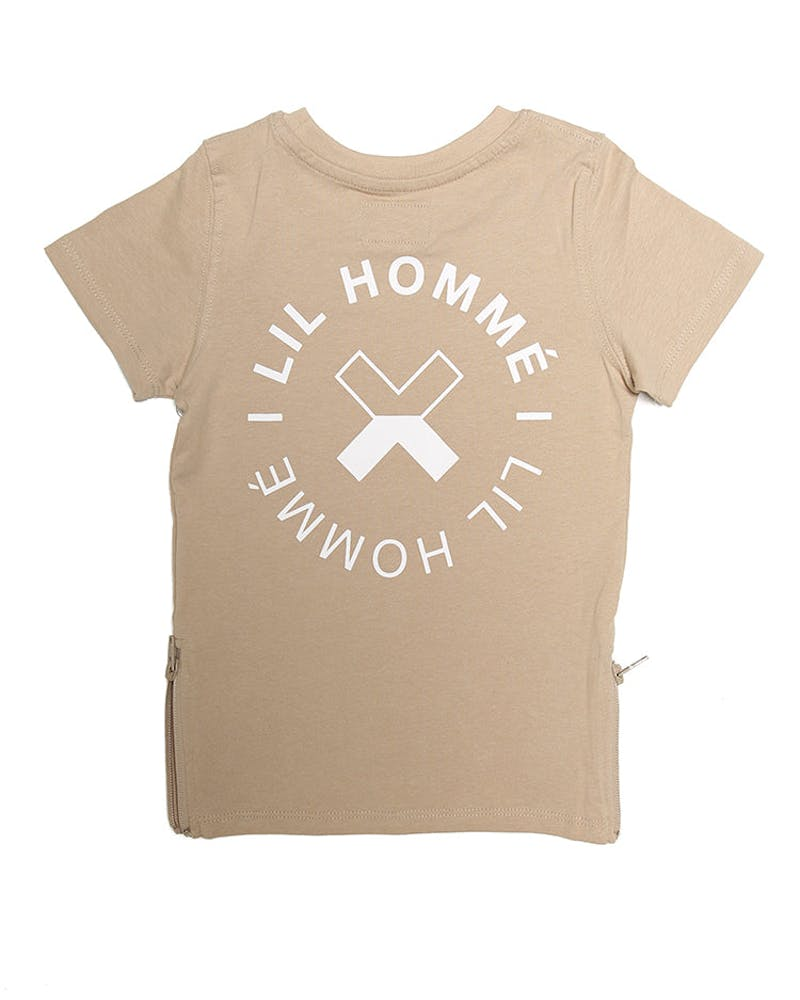 Lil Homme X SS Tee Stone