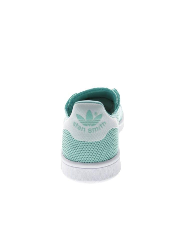 nouveaux styles 847bd 18fdf Adidas Originals Women's Stan Smith Mint/White