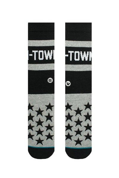 Stance H-Town Sock Grey