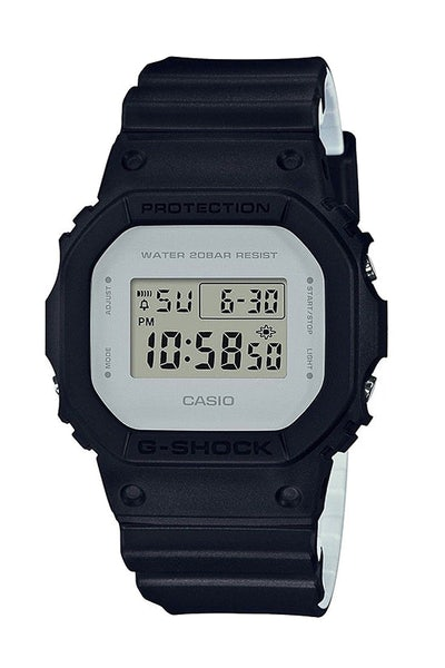G-Shock DW-5600LCU-1DR Black
