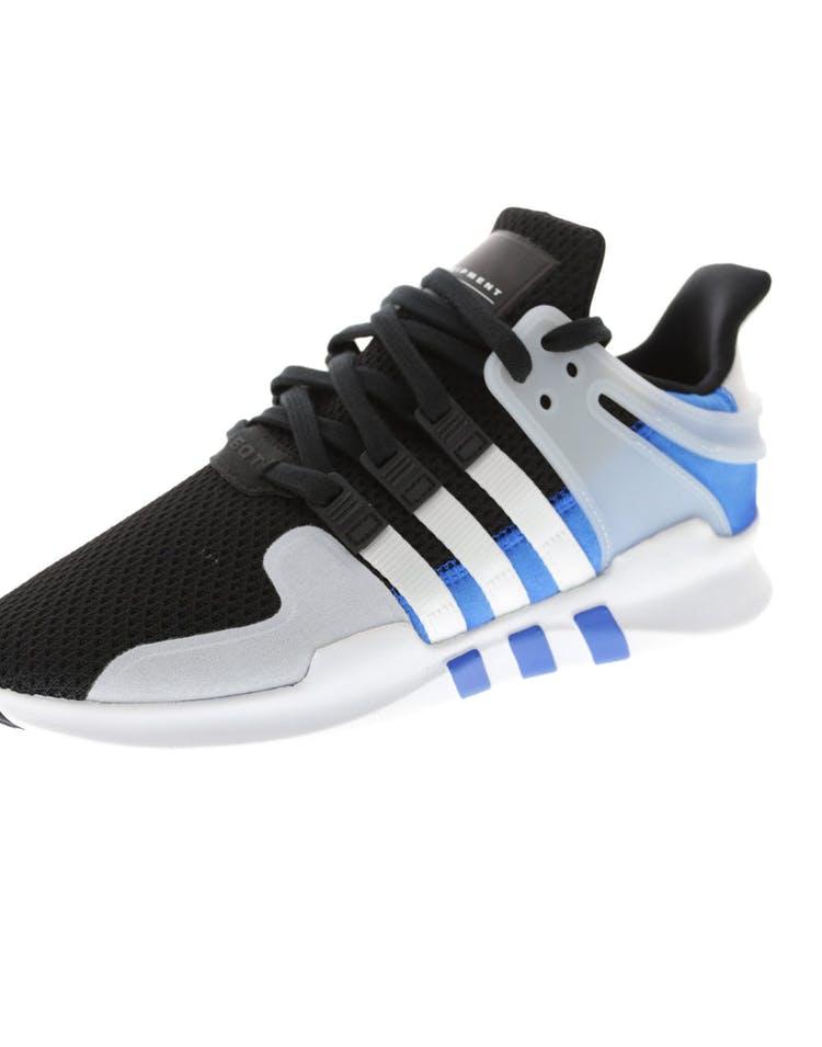 8a99f49b4e Adidas Originals EQT Support ADV Black White Blue