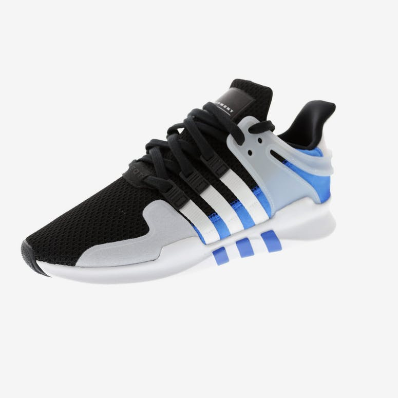best website 8cc8d b2bd8 Adidas Originals EQT Support ADV BlackWhiteBlue  BY9583 – Culture Kings