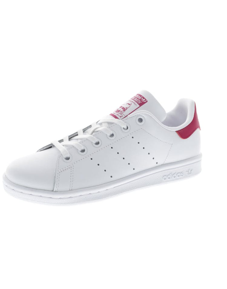 separation shoes fc862 d7780 Adidas Originals Stan Smith Junior White/Pink