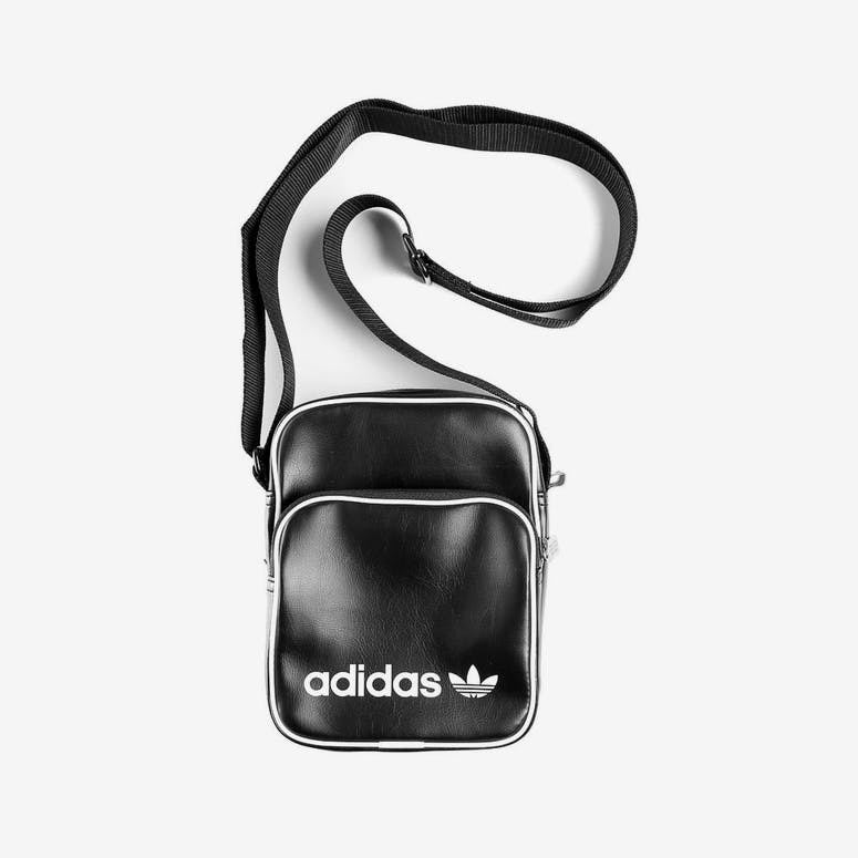 27d198c5e4 Adidas Originals Mini Bag Vintage Black White – Culture Kings