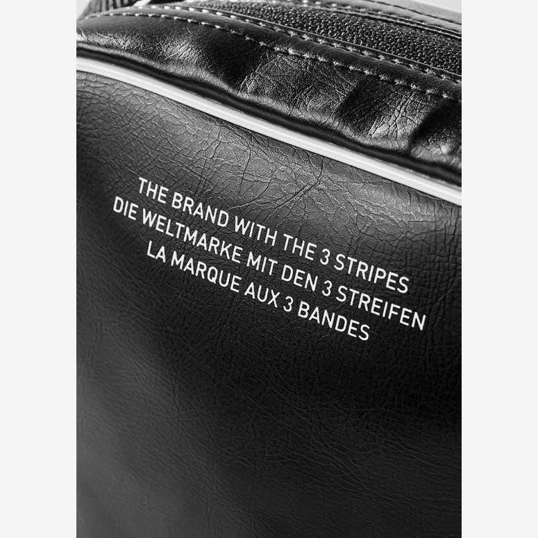 Adidas Originals Mini Bag Vintage Black White – Culture Kings 3fb325d829d28