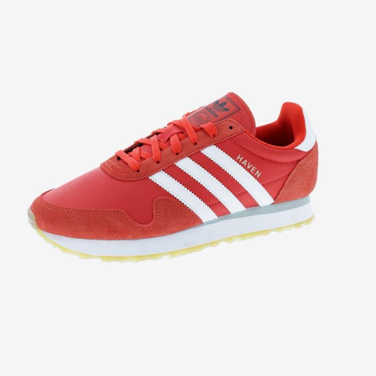 Adidas Originals Haven Red White Gum  ba90e2147
