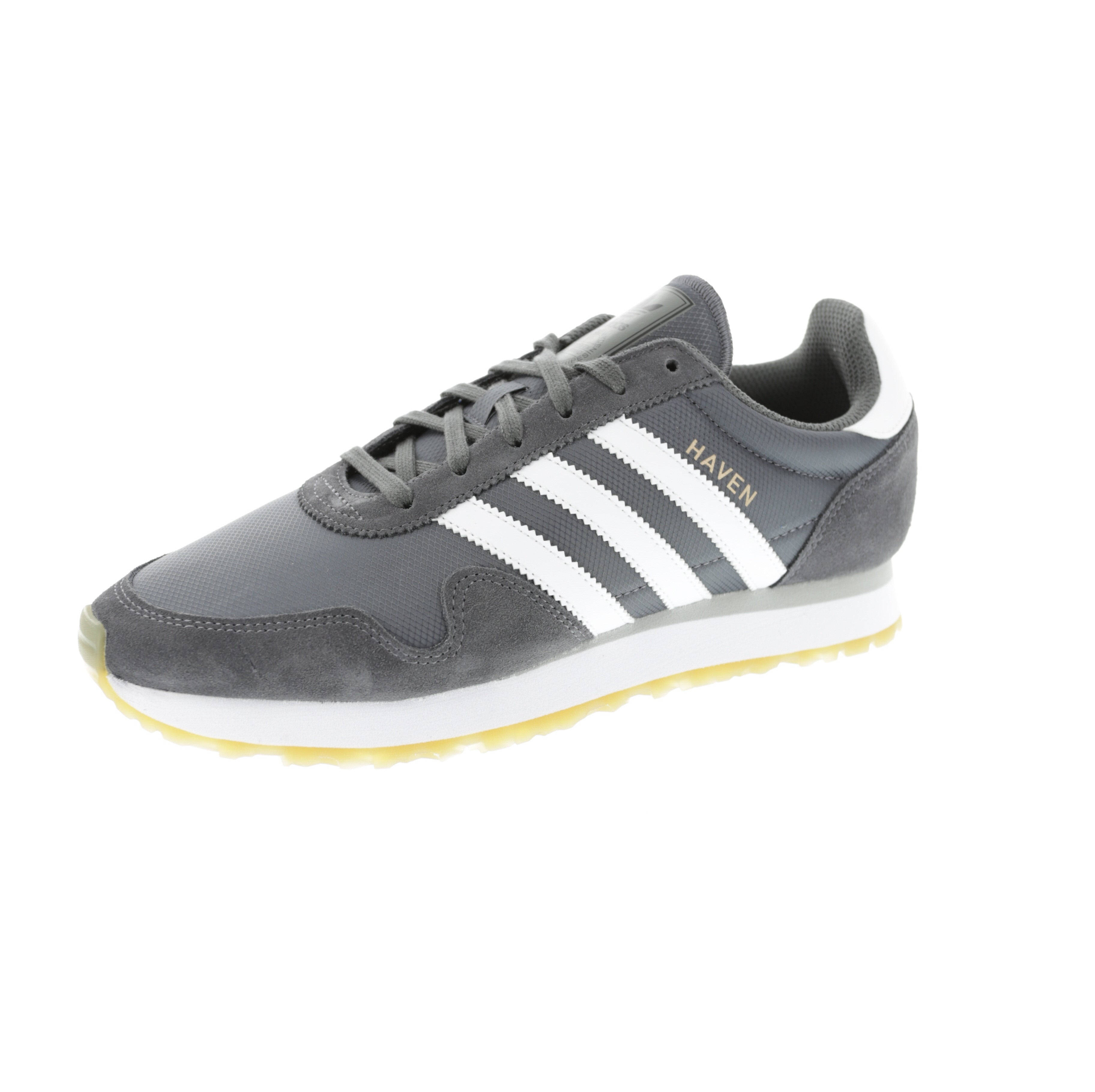 Women's Adidas Haven Sz 7 GreyWhite NWT