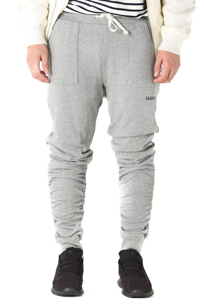 Saint Morta Lovell Sweat Pant Grey Marle