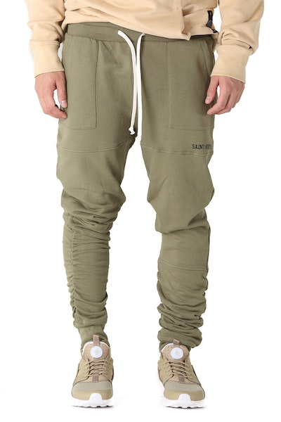 Saint Morta Lovell Sweat Pant Green