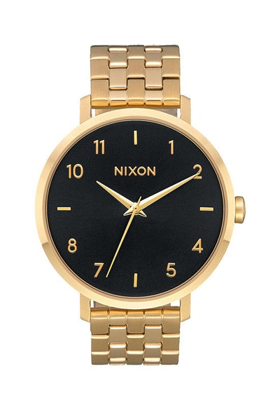 Nixon Women's Arrow Gold/Black Sunrise