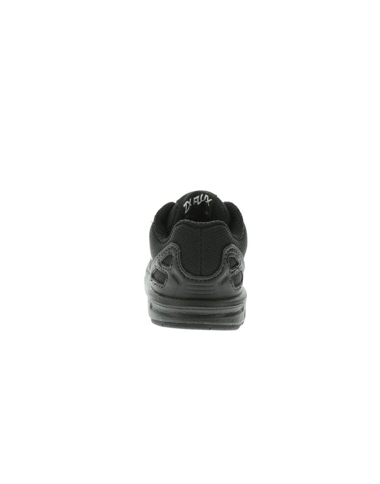 timeless design 79391 7aae0 Adidas Originals ZX Flux EL I Black/Black