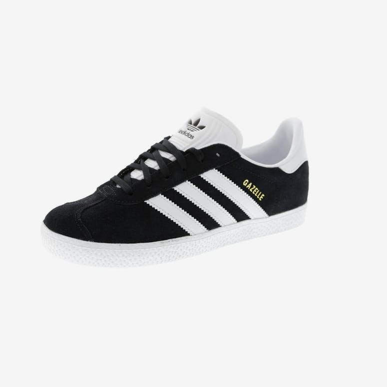 the latest 0b279 1bf98 Adidas Originals Gazelle Junior BlackWhite  BB2502 – Culture