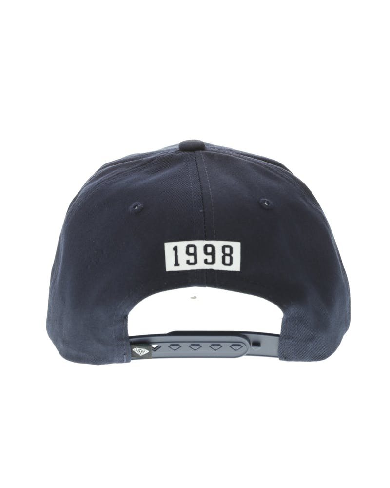 Diamond Supply OG Sign Snapback Navy