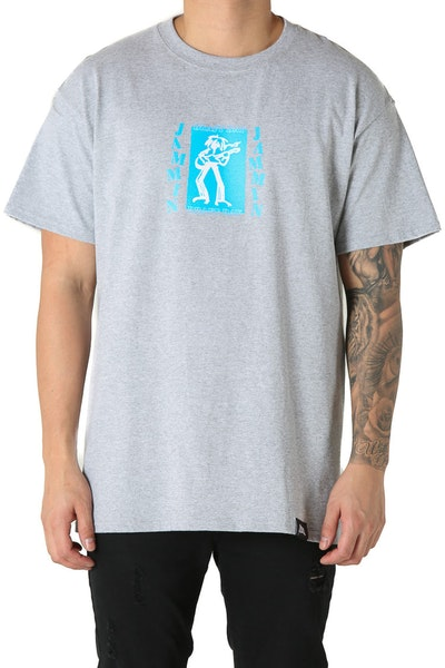 Draft Day Jammin Tee Grey