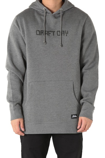 Draft Day Stamp Hood Charcoal