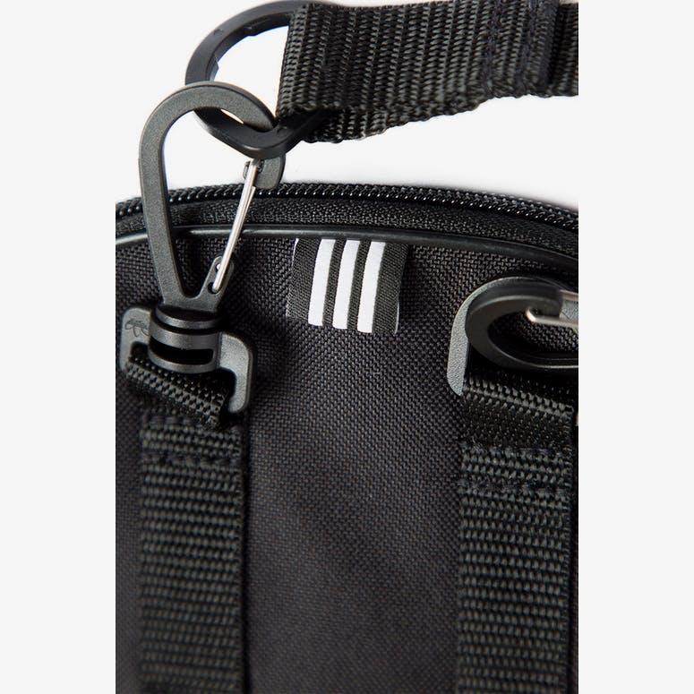 Adidas Trefoil Festival Bag Black White – Culture Kings ba804b0b26b0a