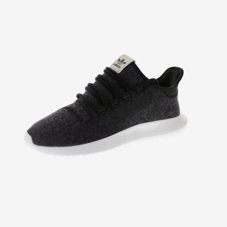 Adidas Originals Women s Tubular Shadow Grey Black White  8a8d55998