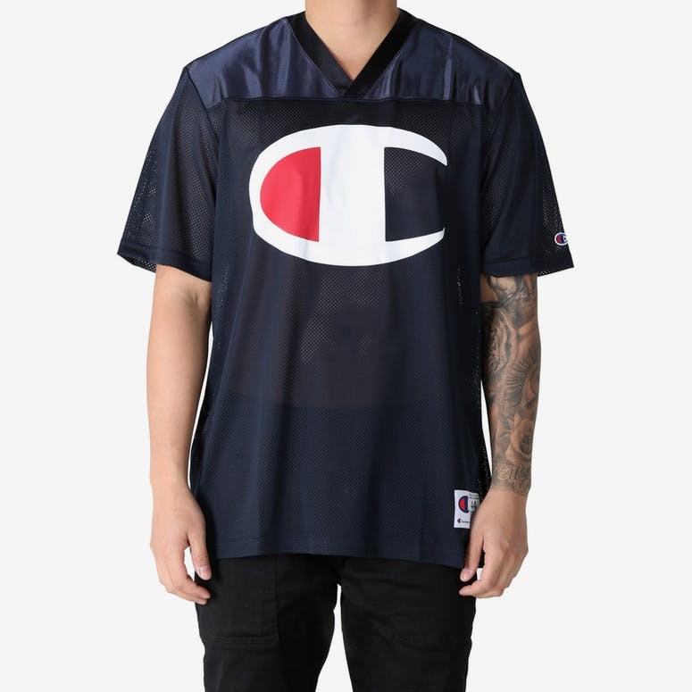 Champion Football Jersey Navy – Culture Kings 098a0a151