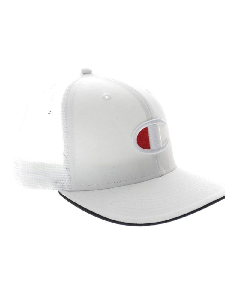 b344d76c7eca1 Champion Big C Logo Snapback White – Culture Kings