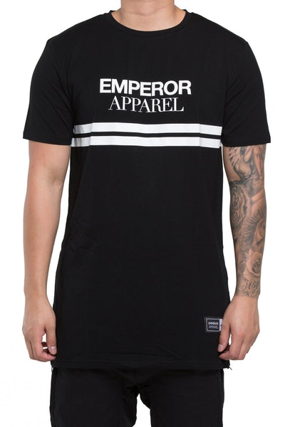 Emperor Apparel Vogue T-Shirt Black
