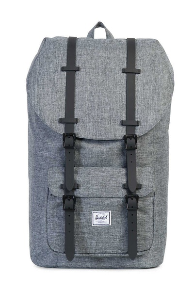 Herschel Bag CO Little America Backpack Charcoal/Black